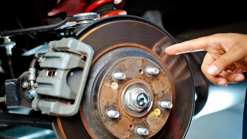 Headache from brake squeaks?
